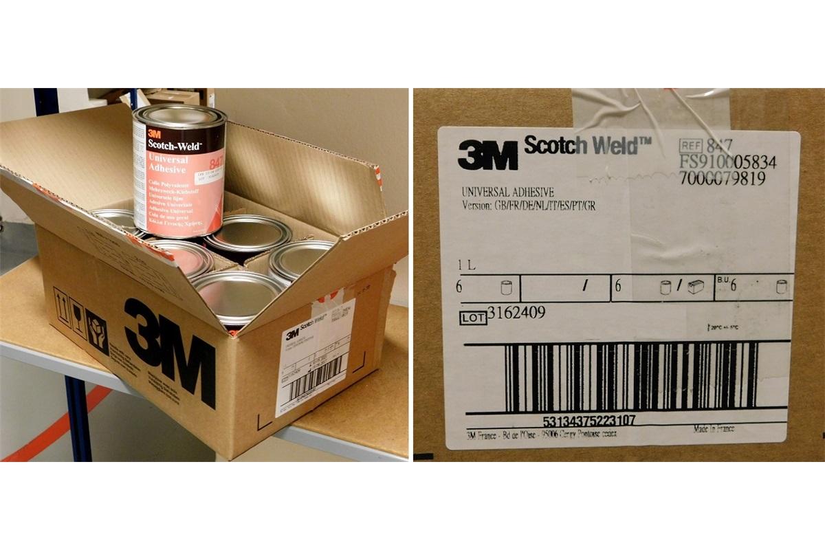 3M 847 Scotch-Weld™ Víceúčelové lepidlo | Adva s r o