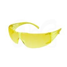 3M SecureFit™ SF203 Ochranné brýle, žlutý zorník