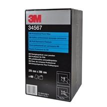 3M Perfect-it™ Čisticí papírová utěrka, 37 cm x 29 cm, 400 ks v boxu (34567)