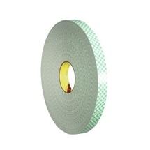 3M 4008 Pěnová oboustranně lepicí páska, bílá, tl. 3,2 mm