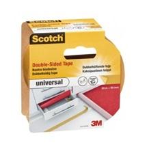 3M 4201 Scotch Oboustranně lepicí páska pro nenáročné aplikace, 50 mm x 20 m