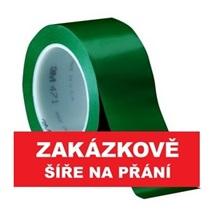 3M 471 Označovací PVC  lepicí páska, otěruvzdorná, zelená