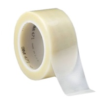 3M 471 Označovací PVC  lepicí páska, otěruvzdorná, transparentní
