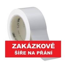 3M 471 Označovací PVC  lepicí páska, otěruvzdorná, bílá