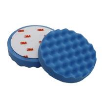 3M Perfect-it™ Pěnový lešticí kotouč, modrý, průměr 150 mm (50388)