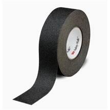 3M Safety-Walk™ 610 Protiskluzová páska pro všeobecné použití, černá