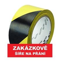 3M 766 PVC páska žluto-černá