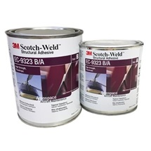 3M EC-9323 B/A Scotch-Weld™ Vyztužené epoxidové lepidlo, sada = 1 litr (A = 769 ml + B = 231 ml)