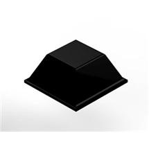 3M Bumpon™ SJ5018 černý, plato = 80 ks