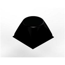 3M Bumpon™ SJ5514 černý, plato = 4 ks