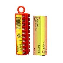3M STD Zásobník s deseti páskami pro označování kabelů s číslicemi 0–9 + náhradní náplň (v blistru)