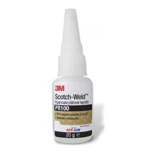 3M PR100 Scotch-Weld™, 20 g - na plasty a pryže