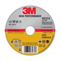 3M T41 High Performance™ Řezný kotouč na neželezné kovy, plochý