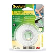 3M Scotch Montážní oboustranně lepicí pěnová páska (331915B), 19 mm x 1,5 m