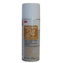 3M Spray 24, lepidlo ve spreji na pěny a textilie, 400 ml
